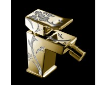 zlatá baterie bidetová Maier Luxury