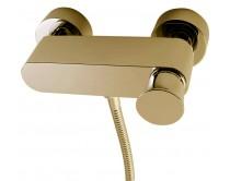 zlatá baterie sprchová Maier Muse