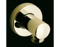 zlaté připojovací kolínko kulaté Maier