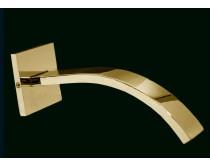 zlaté výtokové ramínko oblé Maier