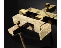 zlatá baterie vanová Maier Luxury