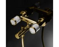 zlatá baterie vanová Maier Starlights