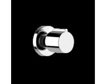 ventil se 2 nebo 3 výstupy Gessi Via, externí část, chrom