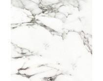 dlažba calacata silver leštěná 60x60, styl mramor, bílo-šedá