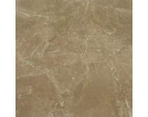 dlažba marmo fiore segno leštěná 44x44, styl mramor, hnědá