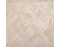 dlažba ALA-TPE dekor parket 60x60, styl dřevo, bílá