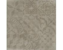 dlažba LGR-OF natural dekor 60x60, styl cement-beton, hnědá
