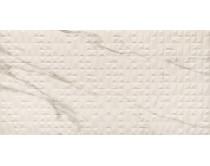 obklad PRBI různé formáty, plastický obklad 3D, styl mramor, bílý AR