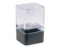 pohárek Aquanova Ona, tmavě šedý