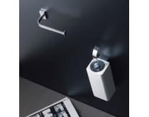 WC čistící sada Linea Combi, 4 barvy kovu