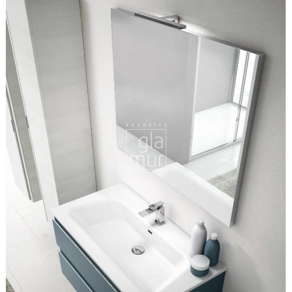 Zrcadlo S Led Osvětlením 60 120x70 Cm Basic Idea