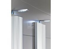 svítidlo zrcadlové LED 2x5W, NYÚ, Idea