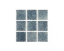 mozaika Niebla, 32 x 32 cm, modrá