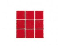 mozaika Niebla, 32 x 32 cm, červená