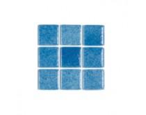 mozaika Niebla, 33,33 x 33,33 cm, modrá