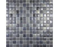 mozaika X-tura, 33,3 x 33,3 cm, barva šedo-hnědá