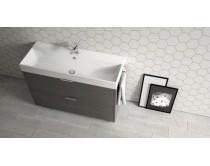 skříňka na postavení s umyvadlem 120x45x81 cm, Idea Basic, výběr barev