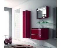 skříňka boční 155x35x22 cm, Idea Mistral, barevný lak