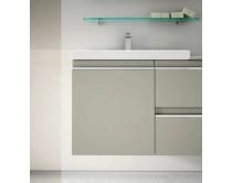 skříňka boční 35x48x48,5 cm, Idea Mistral, barevný lak