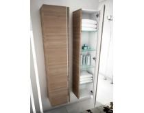 skříňka boční 155x35x22 cm, Idea Mistral, dekor dřeva