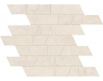 obklad ESB-PA mat 30x30, styl kámen, bílý