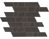 obklad ESB-PA mat 30x30, styl kámen, černý