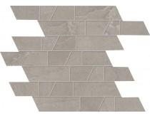 obklad ESB-PA mat 30x30, styl kámen, šedý