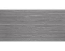 obklad LLO-GR 30x60, plastický obklad 3D, matný, tmavě šedý