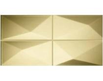 obklad LWO-DI 20x45, plastický obklad 3D, lesklý, zlatý