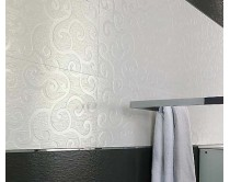 obklad arre gosani bianco 32x90, styl dekor, bílý