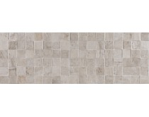 obklad mosaico rodano taupe 32x90, styl cement-beton, matný, hnědý