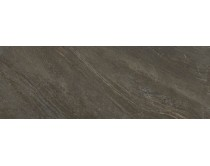 obklad recife antracita 32x90, styl kámen, lesklý, černý