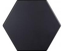 dlažba TEM-ENE natural 15x17, styl jednobarevný, černá