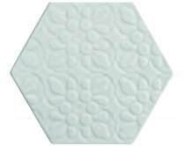 dlažba TEXM-EDR natural 15x17, styl dekor, šedá