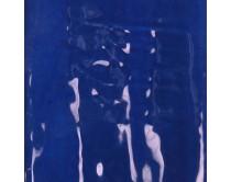 obklad TJO-NA různé formáty, plastický obklad 3D, lesklý, modrý