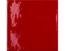 obklad TSI-SEP různé formáty, plastický obklad 3D, lesklý, červený