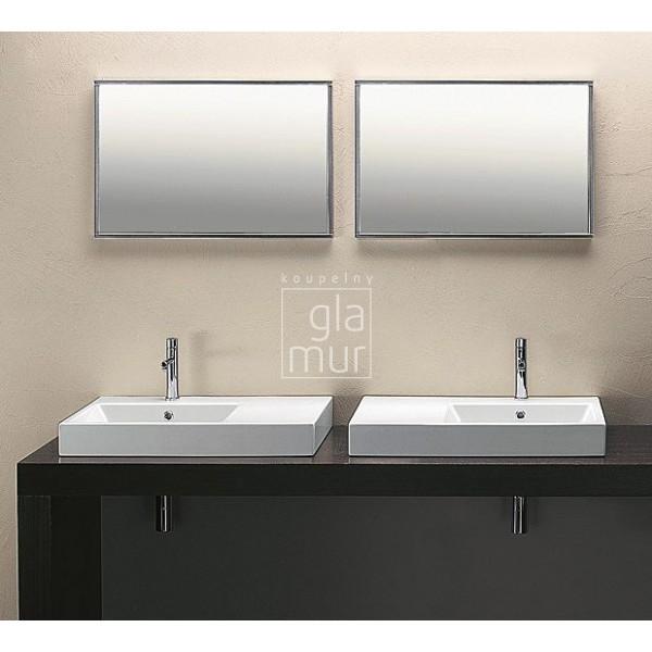 umyvadlo 75x50 catalano zero domino prav b l. Black Bedroom Furniture Sets. Home Design Ideas