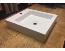 umyvadlo 45x50 Alape ABQ, smaltované, bílé