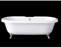vana 170x75 Knief Edwardian, bílá + možnost barev RAL