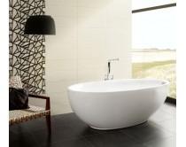 vana 185x95 Knief Lounge, bílá + možnost barev RAL