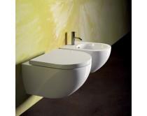 wc závěsné 54x35 Catalano Sfera, newflush, sestava 1, bílé