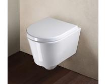 wc závěsné 55x35 Catalano Zero, newflush, sestava 1, bílé