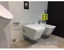 set wc závěsné + bidet Catalano Proiezioni, bílé